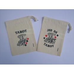 Sac pour jeu de Tarot
