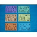 Cartons de loto très épais (par lots de 10-20-50)