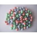 Boules/ Balles numérotés et plateaux